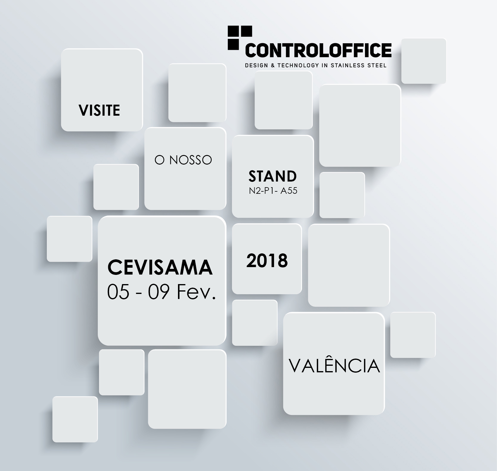 Cevisama 2018 controloffice for Cevisama 2018